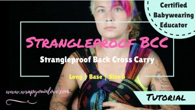 Photo of Strangleproof Back Cross Carry
