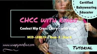 Photo of Coolest Hip Cross Carry with two rings