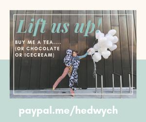 Buy me an icecream, say thank you!