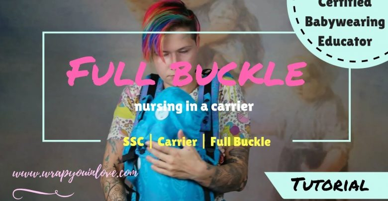 Photo of Full Buckle frontcarry