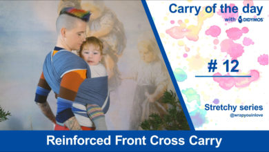 Photo of Reinforced Front Cross Carry – Shorty Series