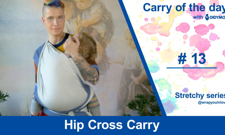 Photo of Hip Cross Carry – Stretchy Series