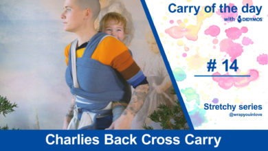 Photo of Charlies Back Cross Carry – Stretchy Series