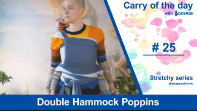 Photo of Double Hammock Poppins – Stretchy Series