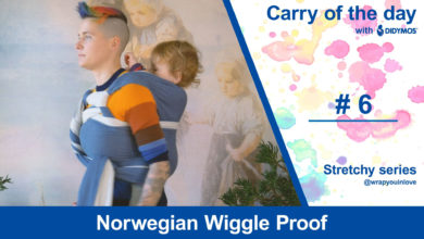 Photo of Norwegian Wiggle Proof – Stretchy Series